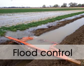 Application fields. Flood systems
